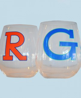 Tailgate! Choose your letter!